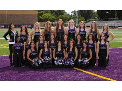 Fall Varsity Athenas 2014-2015