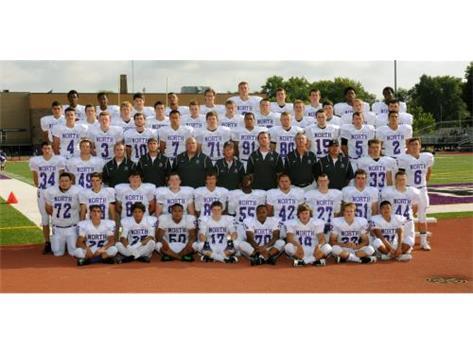 Varsity Football 2014-15