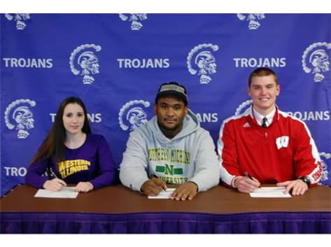 Bianca Romay:  Soccer  Western Illinois University