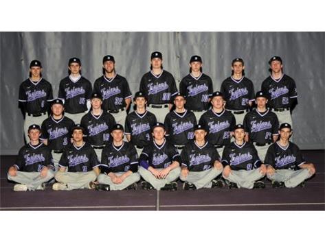 Varsity Baseball 2014-15