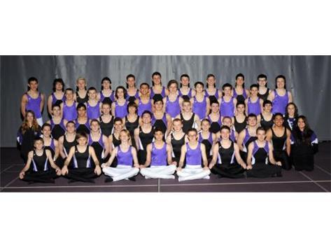 Gymnastics Team 2014-15