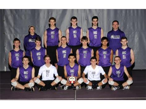 Varsity Volleyball 2014-15