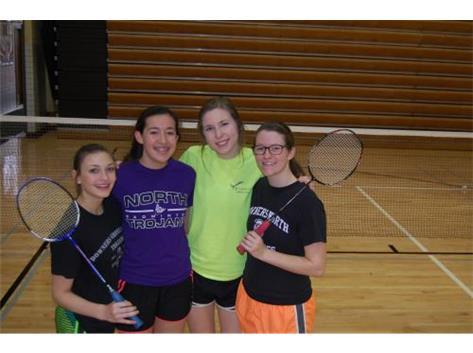 Singles and Doubles Qualifiers: Kiley Pooler (Sr.) Singles Rachel Schubert (Sr) Singles Shatien Jordan (Sr.) & Maria McConaughy (Sr.)- Doubles