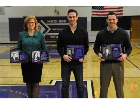 Hall of Fame Members 2016 Tommy Edwards - 2004 Garrett Edwards - 2006 Burke Sims - 2009 Haley Sims - 2011