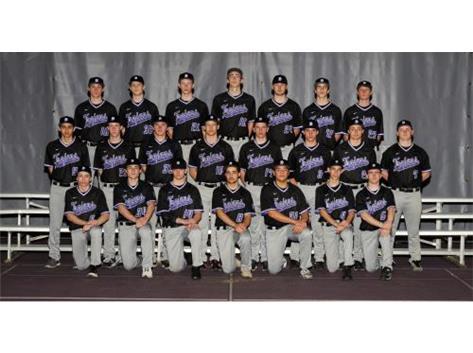 Varsity Baseball 2015-16
