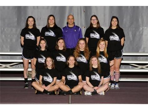 Varsity Badminton 2015-16