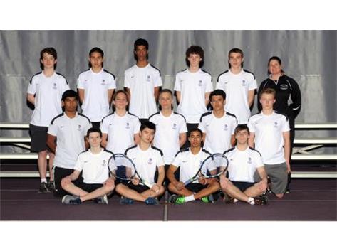 Varsity Tennis 2015-16