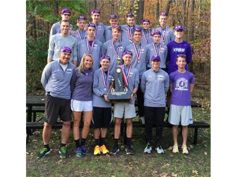 2nd in IHSA State Cross Country