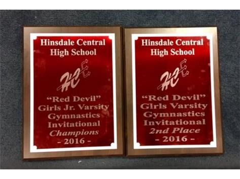 More hardware for the Trojans - 3 for 3 at invites this season!!