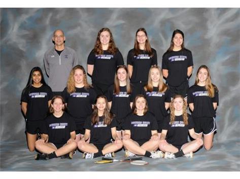 Varsity Badminton 2016-17