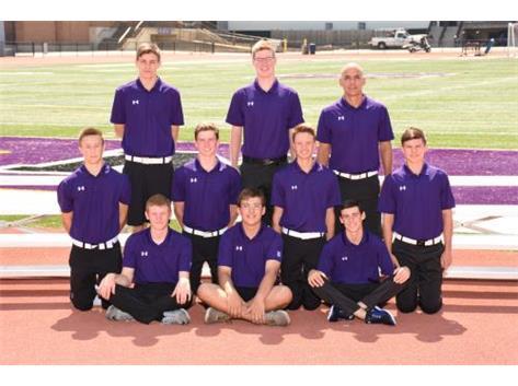 Varsity Golf 2017-18