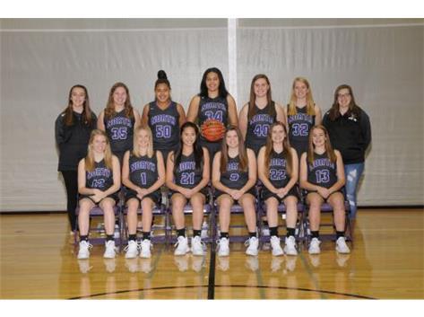 Varsity Basketball 2017-18