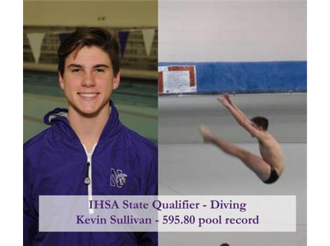 Kevin Sullivan - Pool Record 595.80