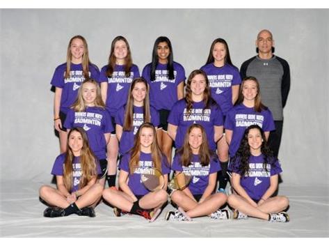 Varsity Badminton 2017-18