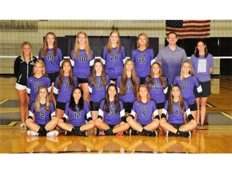 Volleyball 2018-19