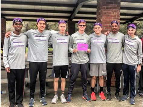 Boys Cross Country - IHSA State Qualifying Team