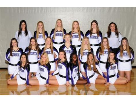Varsity Cheerleaders 2018-19