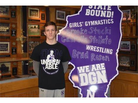 State Qualifier Brad Rosen