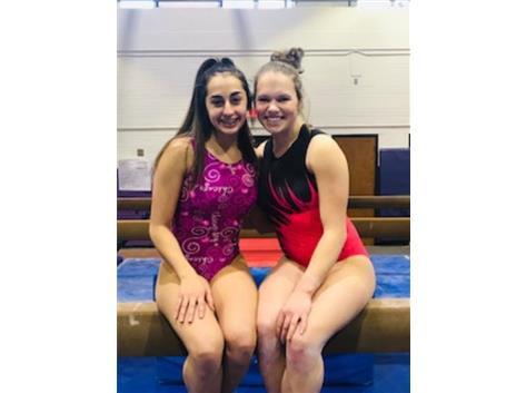 Gabriella Stellato and Brooke Stocki