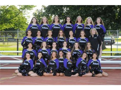 Fall Varsity Athenas 2019-20