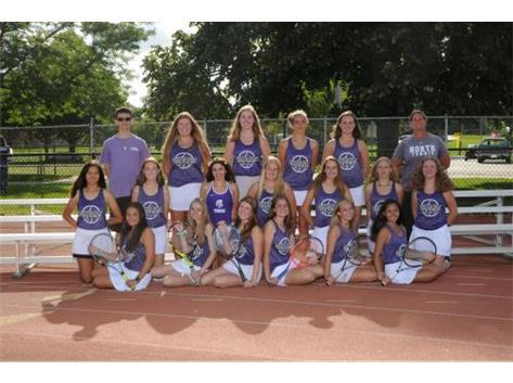 Varsity Tennis 2019-20
