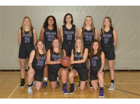 Basketball Varsity 2019-20