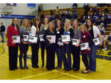 Congratulations Denise (Lazzeroni) Kavanaugh & the 1996 State Champion Volleyball induction in the DGS Hall of Fame.