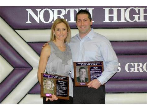 Carolyn Hack, Kyle Kleckner
