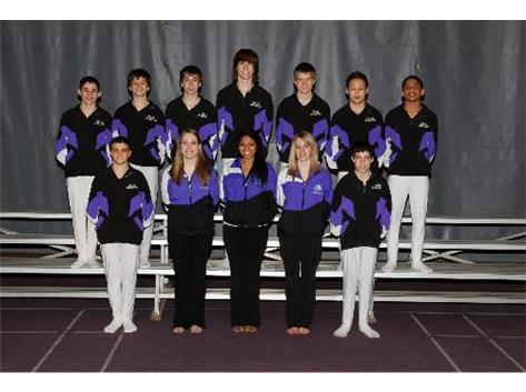 Freshman Gymnastics 2010-11