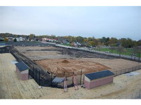 Softball Field 10/26