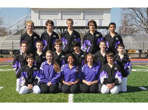 Freshmen Gymnastics 2011-12