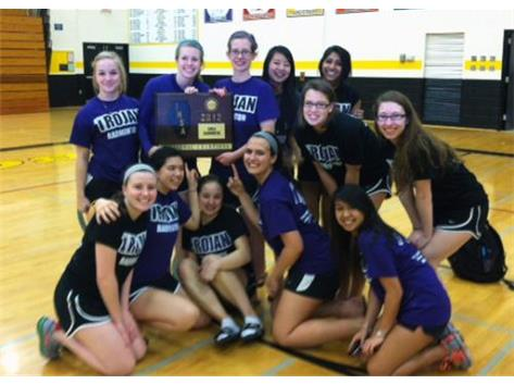 Congratulations Badminton Sectional Champions