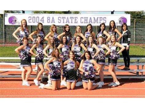 Fall Varsity Athenas 2012-2013