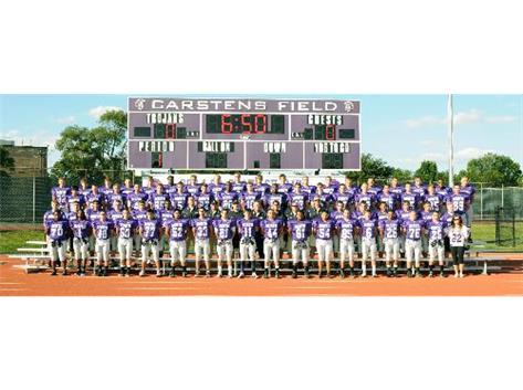 Varsity Football 2012-2013