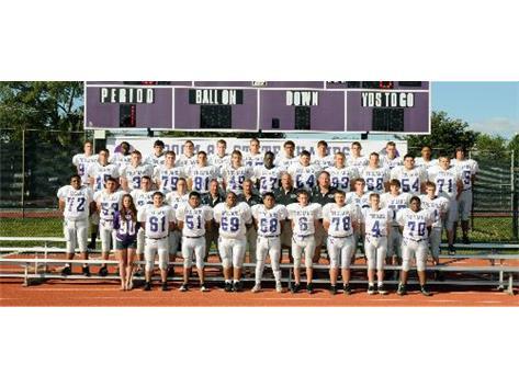 Sophomore Football 2012-2013