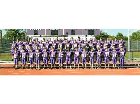 Freshmen Football 2012-2013