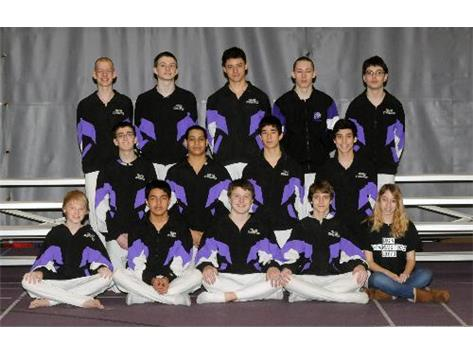 Freshman Gymnastics 2012-13
