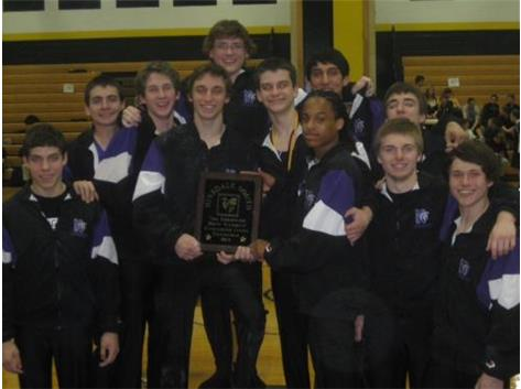 Champions of the Hinsdale South Invite