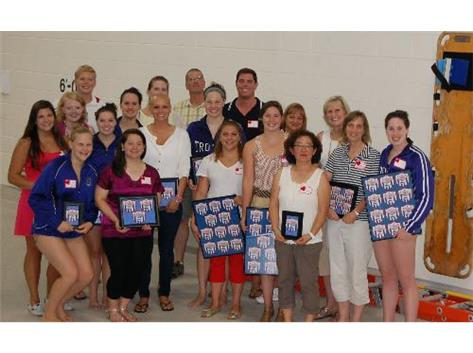 Congratulations to the All American Swim Honorees