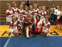 2nd Place Finish at the Buckeye 8 Competition
