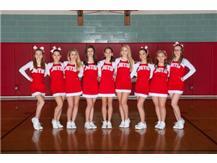 MS Basketball Cheerleaders