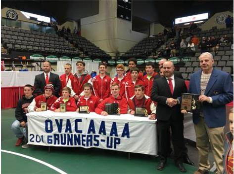 OVAC 4A Runners Up