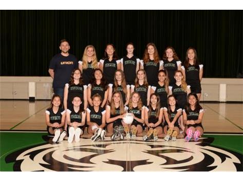 2019 Varsity Girls Volleyball