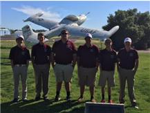 Union Mine  Varsity Boys golf at Yolo Flyers SVC League Tournament