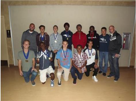 Congratulations, our boys team won 7 league championships at the Arrowhead League meet.