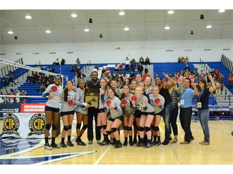 Congratuations to the Lady Eagles for winning the 2015 CIF Southern Section Volleyball Championship!