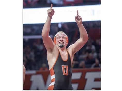 Luke Luffman - 2017 State Champion