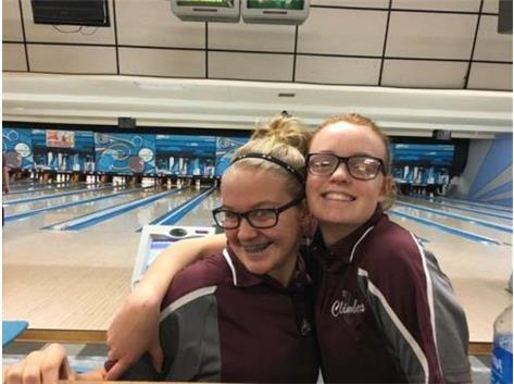 First high school Bowling match
