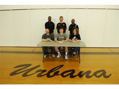 Riley Emmons signs to play basketball at Ashland University