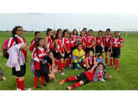 East Aurora Middle School Champions